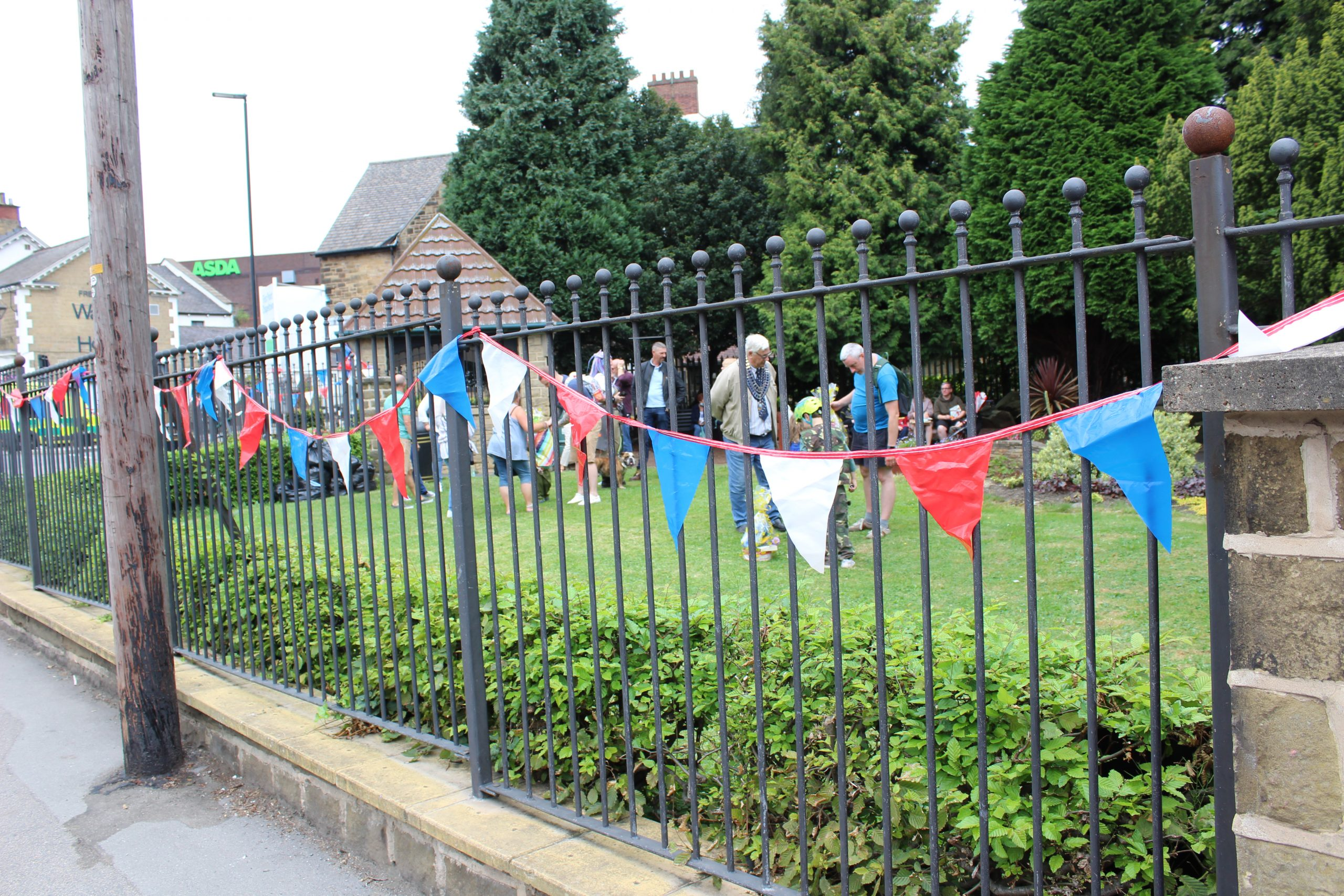 Victory Over Japan Day – 75th Anniversary Celebrations in Chapeltown