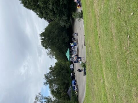 Chapeltown Park Nature picnic day