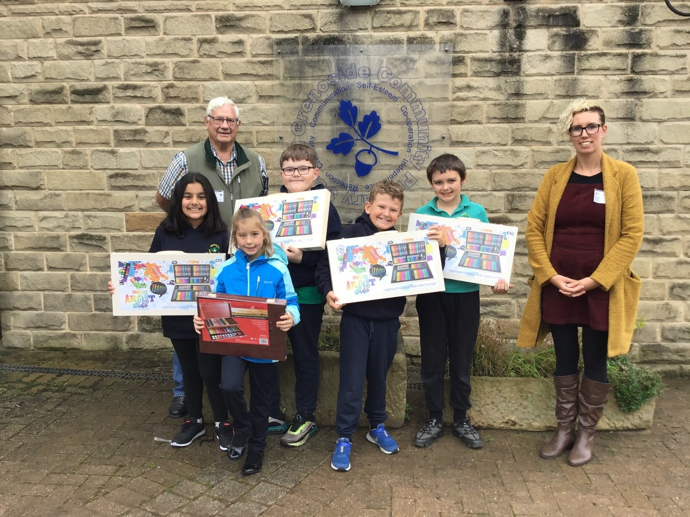 Congratulations to the Covid Monument artists